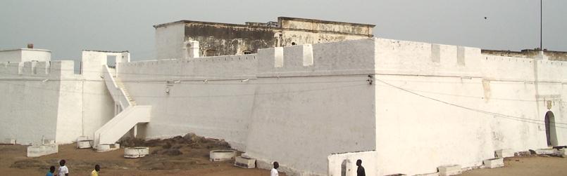 Fort William, Anomabu (1753)