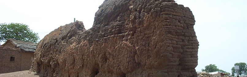 Gwollu Defence Wall