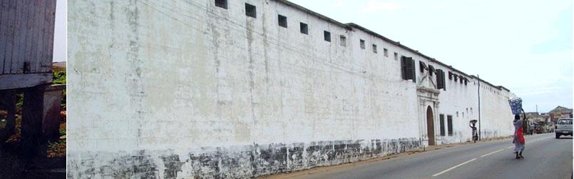 Ussher Fort (Crevecoeur), Accra
